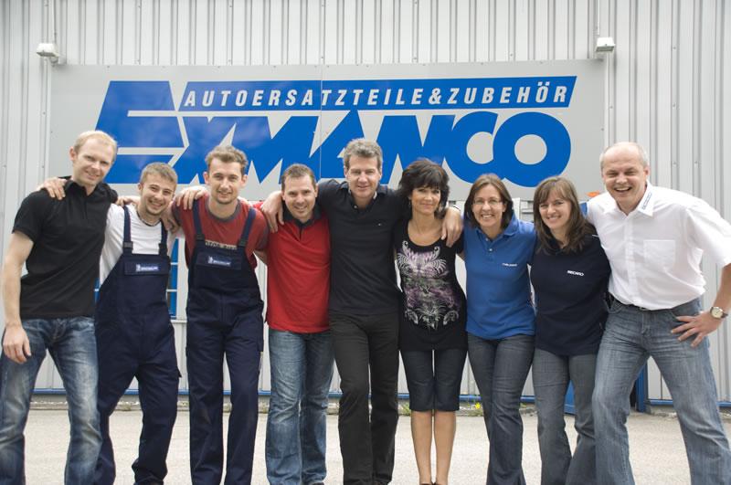 Das Exmanco Bad Ischl Team